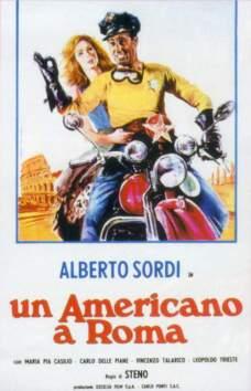 Un Americano A Roma 1954