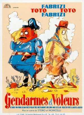 Gendarmes Et Voleurs 1951