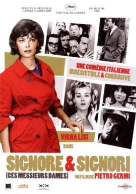 Ces Messieurs dames (Signore e signori) (1965)
