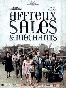 Ettore Scola (1976) Affreux, sales et méchants