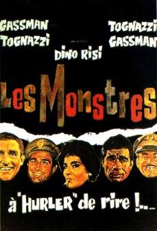 Dino Risi (1963) Les Monstres