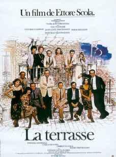 Ettore Scola (1980) La Terrasse