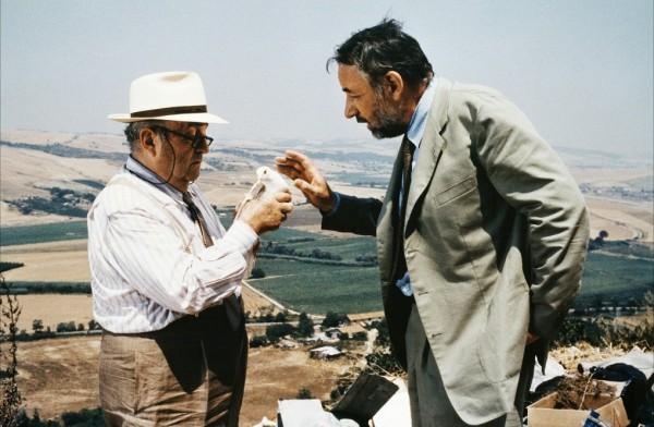 Bernard Blier et Philippe Noiret