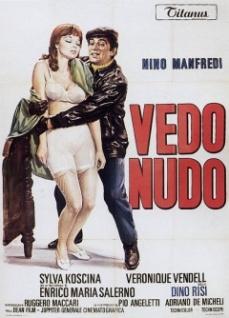 Vedo nudo 1969
