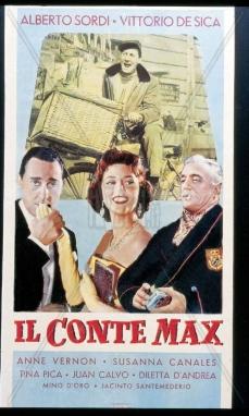 il conte max 1957 giorgio bianchi