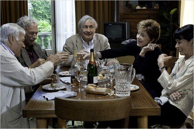 Et si on vivait tous ensemble - scene