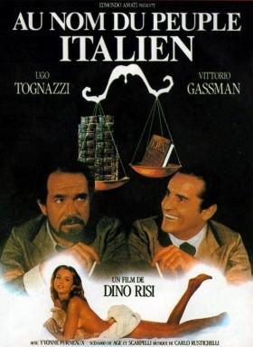 In nome del popolo italiano (1971) VF: Au nom du peuple italien