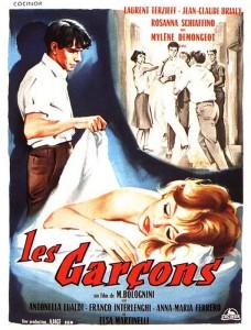 les garçons 1959 (La notte brava)