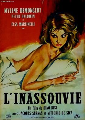 L'inassouvie-1960