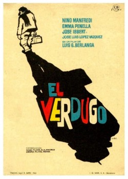 El Verdugo 1963 Le Bourreau